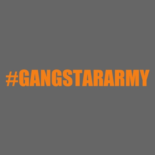 #Gangstararmy Collection! - Frauen Premium T-Shirt