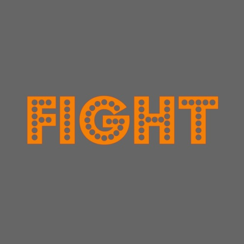 FIGHT Logo - Frauen Premium T-Shirt