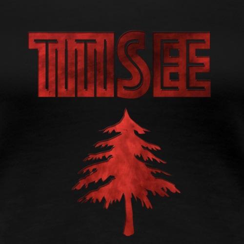 TITISEE - Frauen Premium T-Shirt