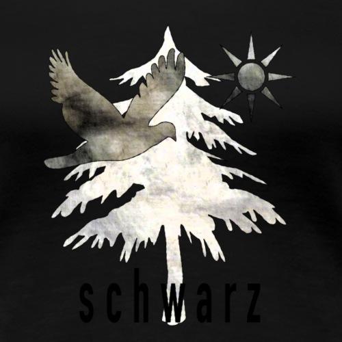 Schwarzwald - Frauen Premium T-Shirt