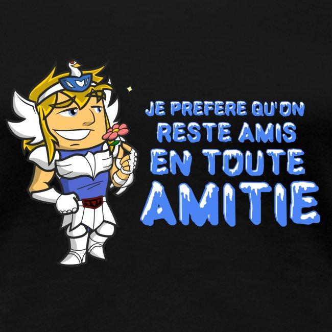 """Hyôga - """"En toute Amitié"""""""