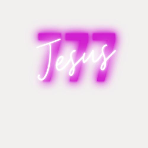 Jesus 777 - Frauen Premium T-Shirt