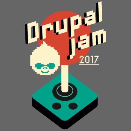Drupaljam 2017 - Vrouwen Premium T-shirt