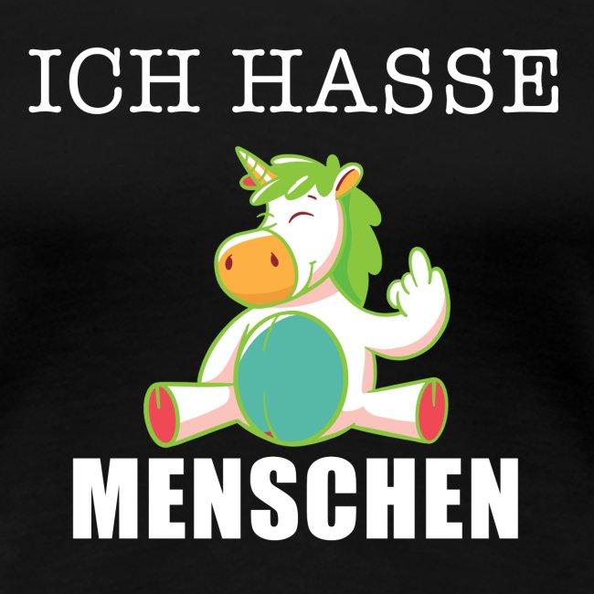 Unicorn Einhorn Sprüche Geschenk lustig Mädchen