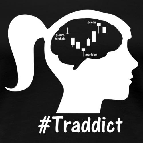 Traddict woman - T-shirt Premium Femme
