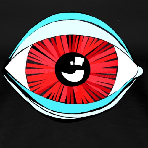 Augen...blick mal - Frauen Premium T-Shirt