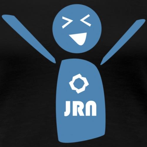 JR Mascot - Women's Premium T-Shirt