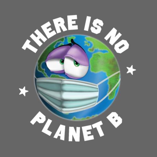 There Is No Planet B - 50th Earth Day - Warning - Maglietta Premium da donna