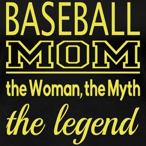 The Legend - T-shirt Premium Femme