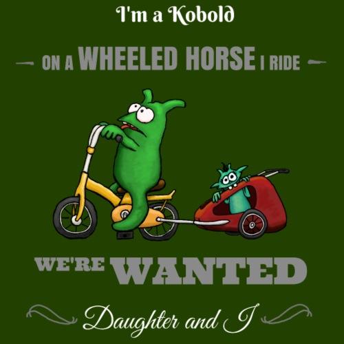Daughter and I - Women's Premium T-Shirt