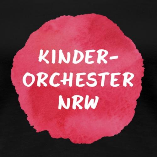 Kinderorchester NRW - Frauen Premium T-Shirt