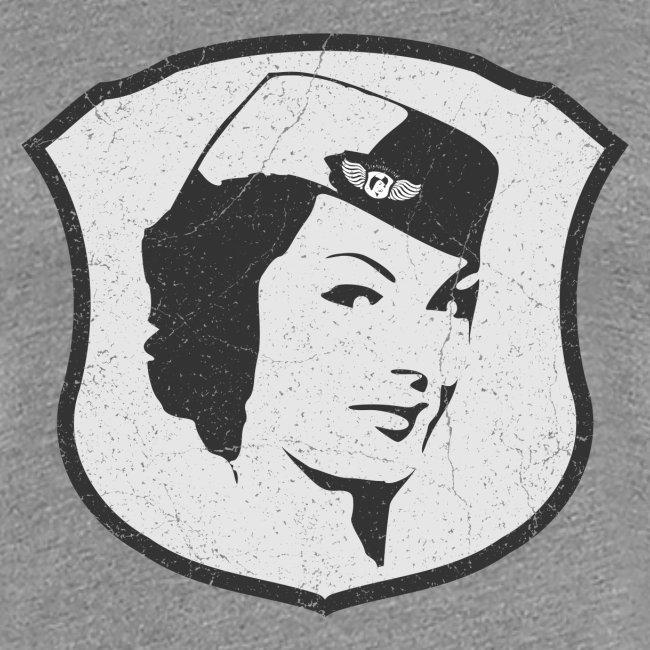 Stewardesa stewardessa (oldstyle)