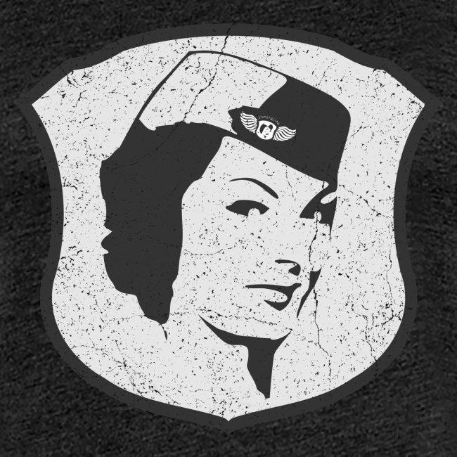 Flight Attendant Stewardess (oldstyle)