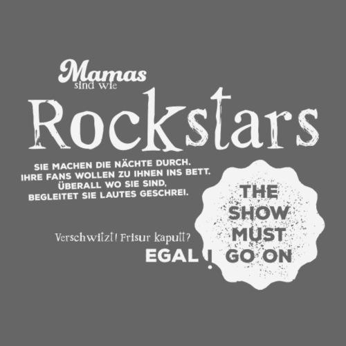 The show must go on! - Frauen Premium T-Shirt