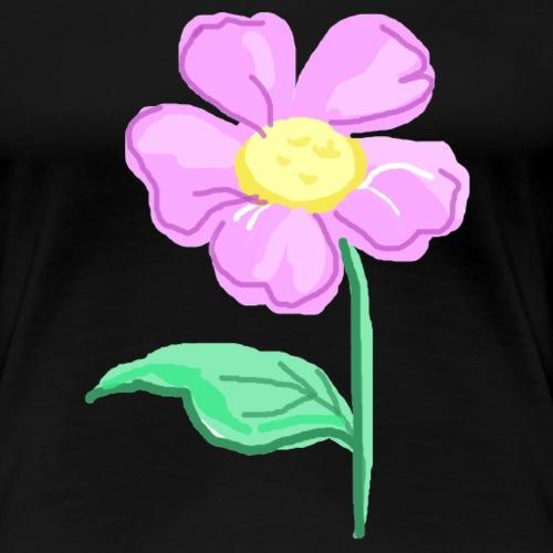 Violette - T-shirt Premium Femme
