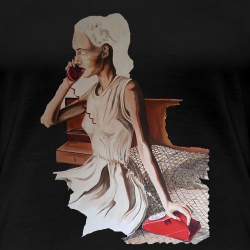 The Call - Frauen Premium T-Shirt