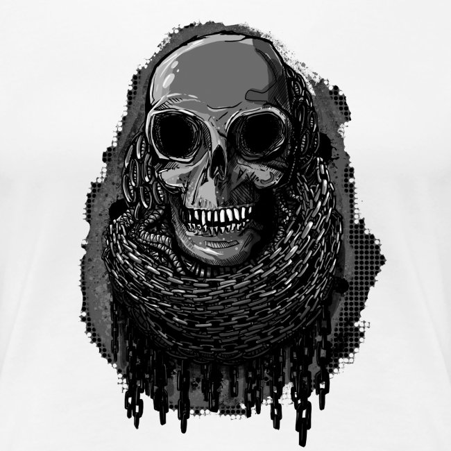 Skull in Chains