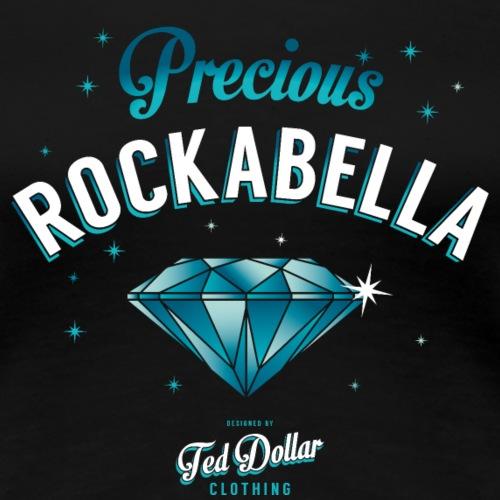 Precious Rockabella - T-shirt Premium Femme