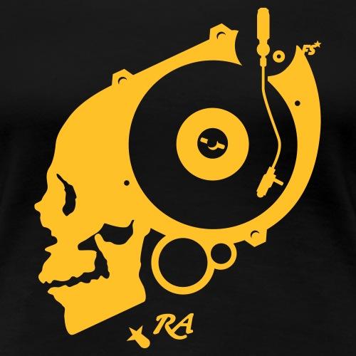 RememberAnalog RA forbiddenshirts de - Frauen Premium T-Shirt