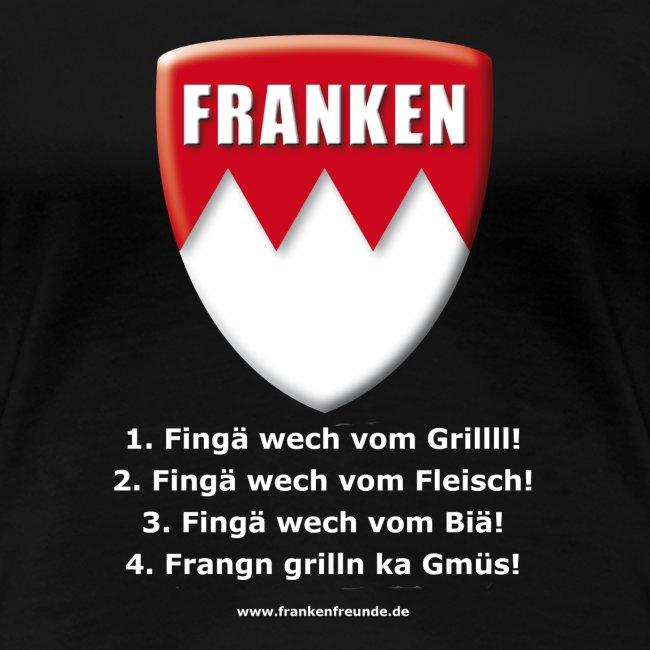 tshirt frankengrillmeister tshirt