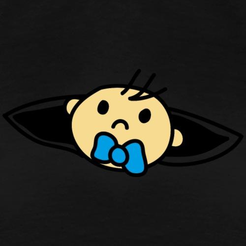 Wir bekommen ein Baby Lade Baby Design T-Shirt - Frauen Premium T-Shirt