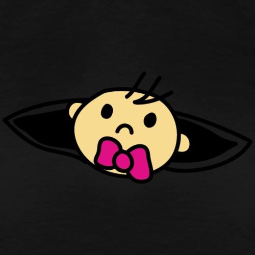 Baby Loading Ich bin Schwanger Design - Frauen Premium T-Shirt