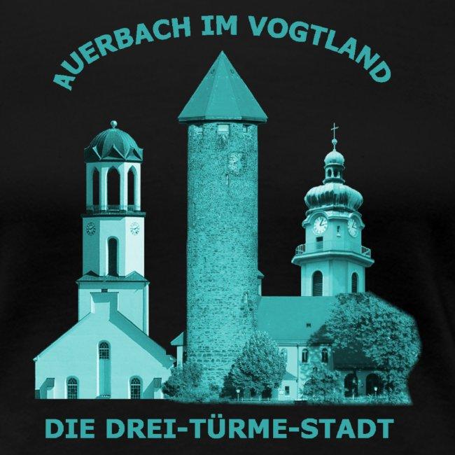 Auerbach Vogtland Türme