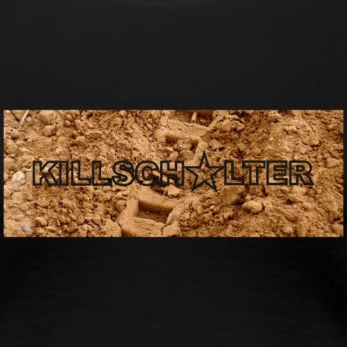 KILLSCHALTER Track - Koszulka damska Premium
