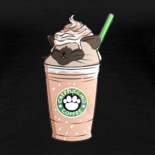Catpuccino bright - Women's Premium T-Shirt