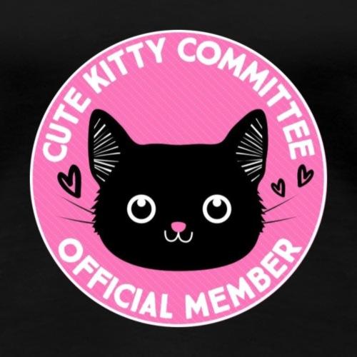 Kitty Committee - Women's Premium T-Shirt