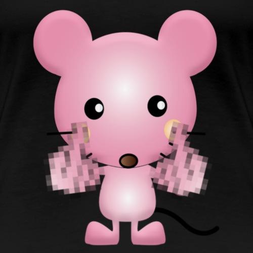 Souris F*** - T-shirt Premium Femme