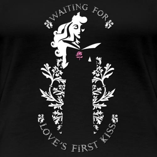 La belle qui dort tout le temps - T-shirt Premium Femme