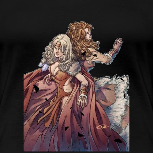 Elysande - Women's Premium T-Shirt