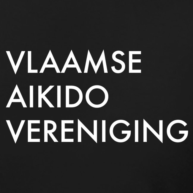 aikido voor en achterkant