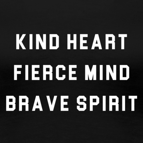 KIND HEART - Women's Premium T-Shirt