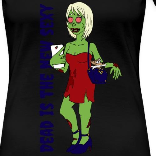 new sexy - Women's Premium T-Shirt