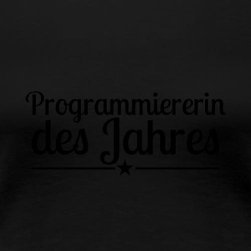 Programmiererin des Jahres - Frauen Premium T-Shirt