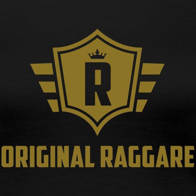 """Original raggare"" t-shirt."