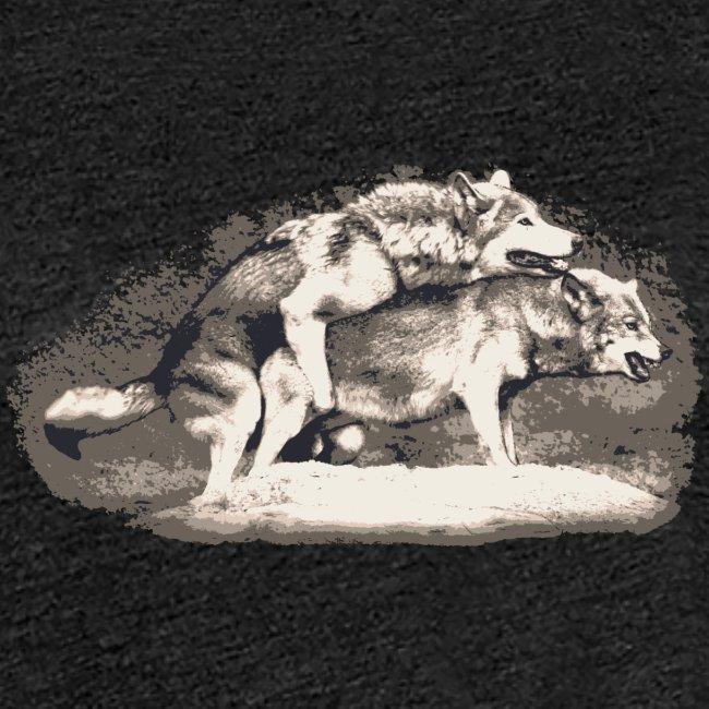 Wolf Loup Lupo Lobo
