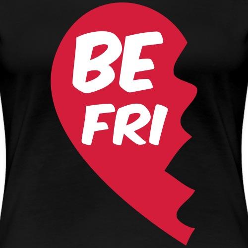 best friend - beste Freunde Shirt - beste Freundin - Frauen Premium T-Shirt