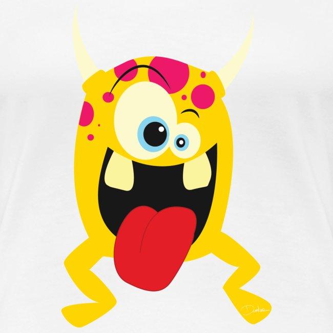 Monster Yellow