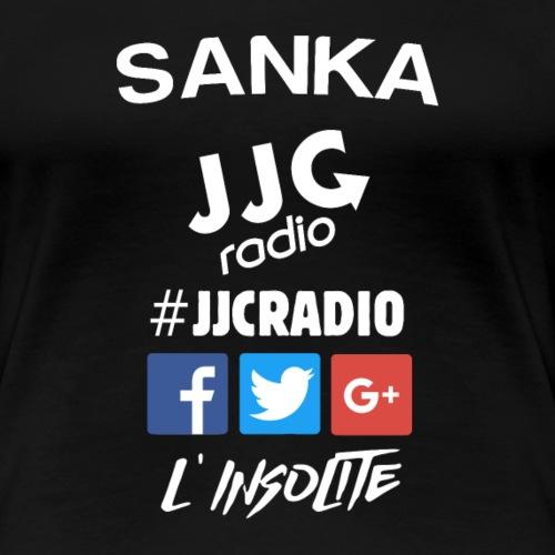 JJC RADIO2 - T-shirt Premium Femme