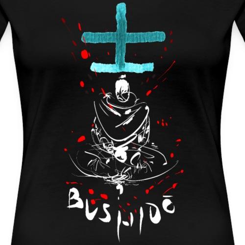 Bushido - Der Weg des Kriegers - Women's Premium T-Shirt