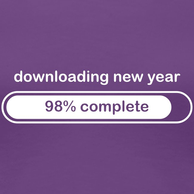 Downloading New Year