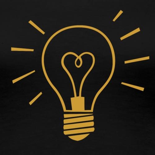 Bright Ideas - Frauen Premium T-Shirt
