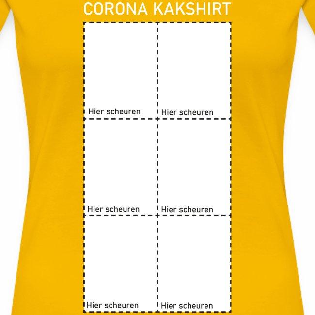 Corona kakshirt