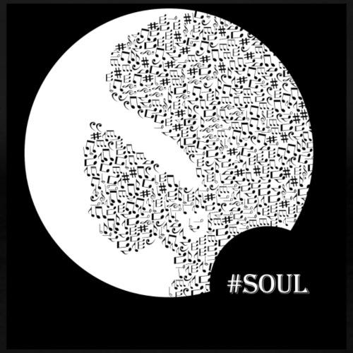 Soul BLACK - Vrouwen Premium T-shirt