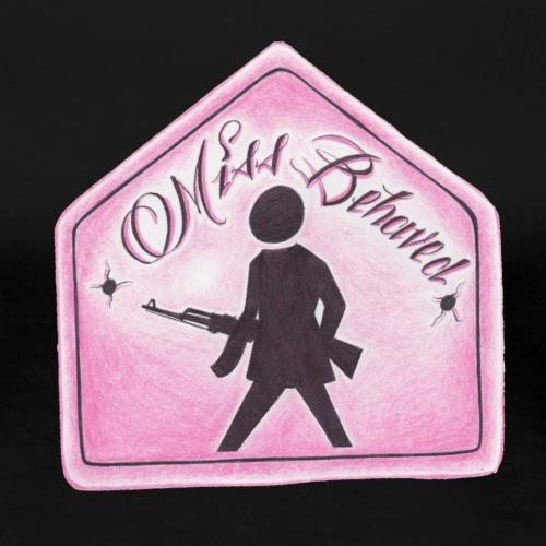 Miss Behaved - Frauen Premium T-Shirt