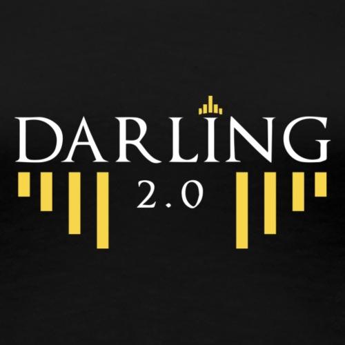 MIKL - Darling 2.0 - T-shirt Premium Femme