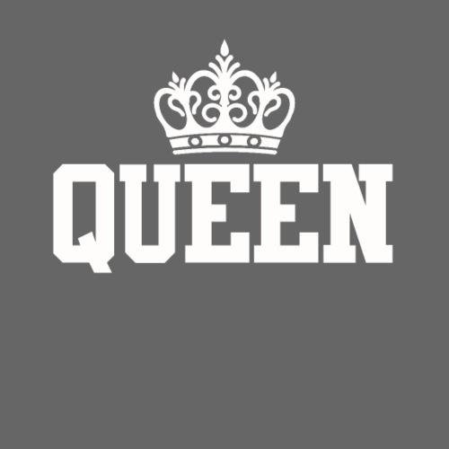 Queen - Partnershirt - King und Queen - Frauen Premium T-Shirt